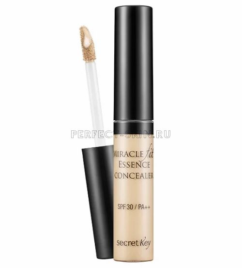 Secret Key Miracle Fit Essence Concealer Natural Beige 23 6g
