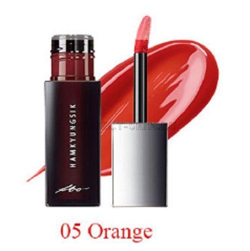 The Saem By Hamkyungsik Lip And Cheek 05 Orange 4g