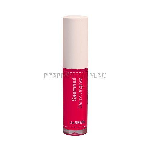 The Saem Lip Saemmul Serum Lipgloss Pk01 4,5g