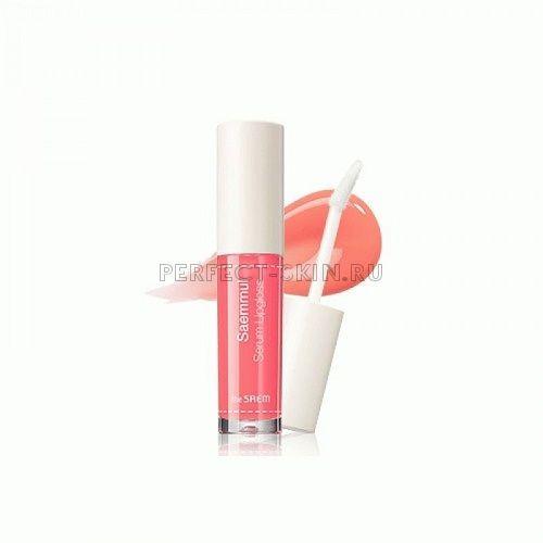 The Saem Lip Saemmul Serum Lipgloss Cr01 4,5g