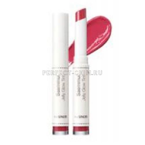 The Saem Lip Saemmul Jelly Glowtint Pk03 Rosy Honey 1,8g