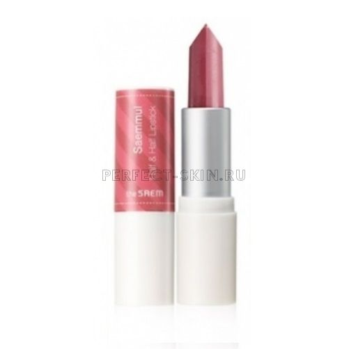 The Saem Saemmul And Half Lipstick 04 Need You 3,5g