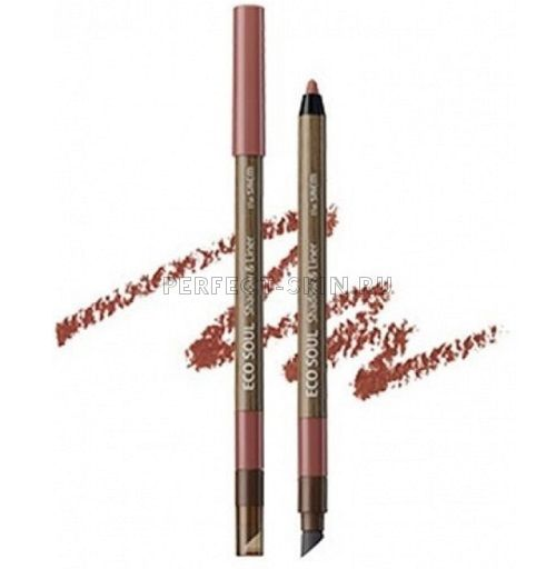 The Saem Eye - Eco Soul Shadow Liner Pk02 Love Fiction 0,5g