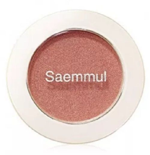 The Saem Eye Saemmul Single Shadow Shimmer Pk04 2g