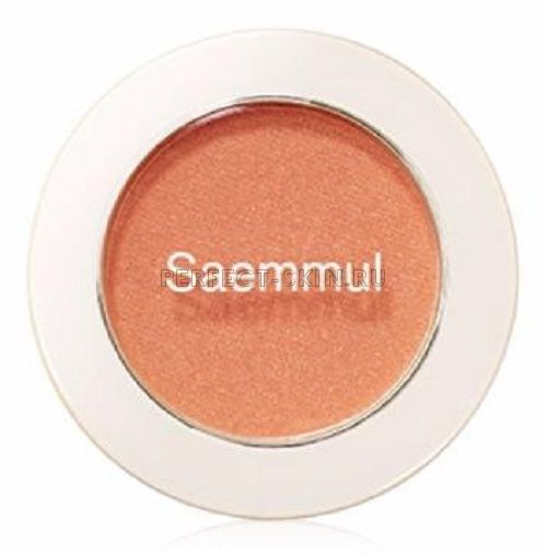 The Saem Eye Saemmul Single Shadow Shimmer Or01 2g