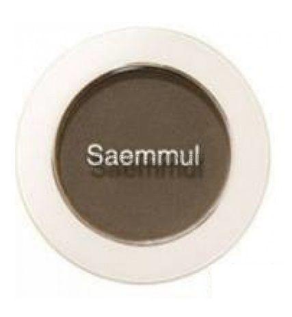 The Saem Eye Saemmul Single Shadow Matt Bk01 1,6g