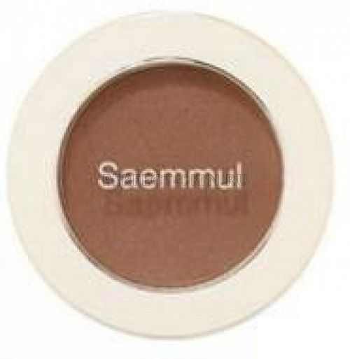 The Saem Eye Saemmul Single Shadow Matt Be01 1,6g