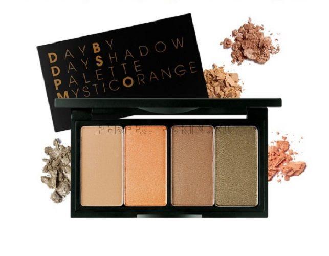 Secret Key Eye By Day Shadow Palette Mystic Orange 4*3g