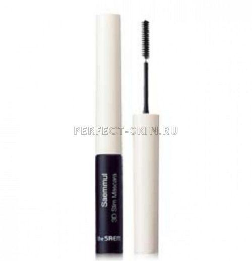 The Saem Eye Saemmul 3d Slim Mascara 4g