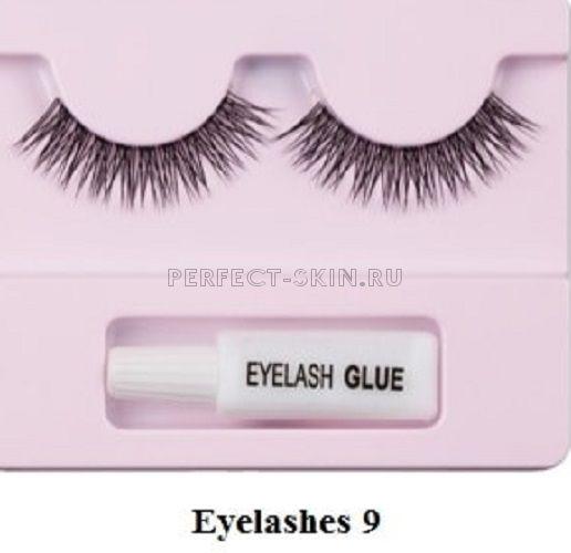 The Saem Eyelash Eyelashes 09