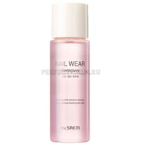 The Saem Nail Wear Remover 100ml