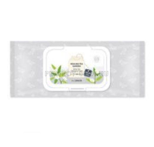 The Saem Healing Garden Whitetea Cleansing Tissue 240g