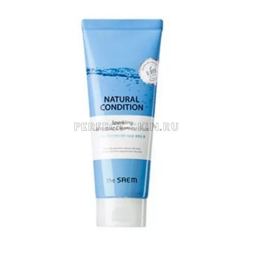 The Saem Natural Condition Sparkling Cleansing Foam150ml