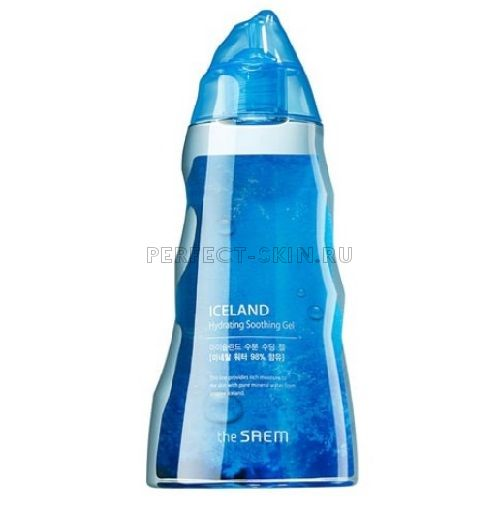 The Saem Iceland Hydrating Soothing Gel 300ml