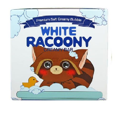 Secret Key Racoony White Racoony Creamy Bar 85g