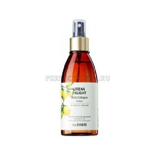 The Saem Urban Delight Body Cologne Citron 150ml
