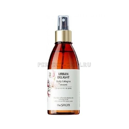 The Saem Urban Delight Body Cologne Blossom 150ml