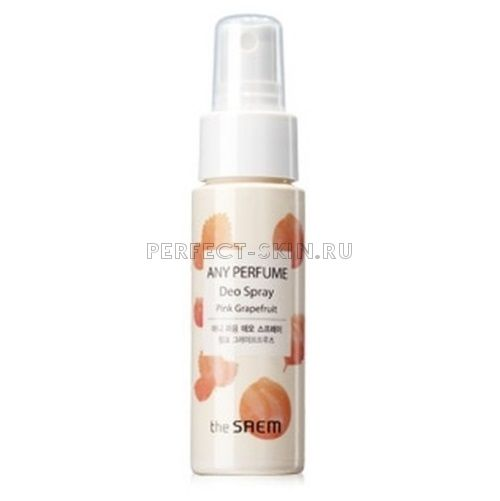 The Saem Any Perfume Deo Spray Pink Grapefruit 50ml