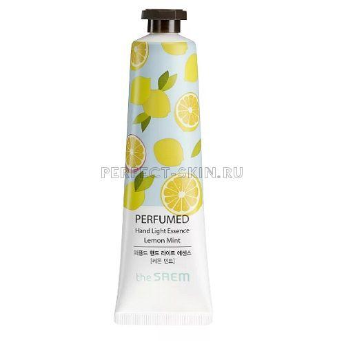 The Saem P Perfumed Hand Light Essence Lemon Mint 30ml