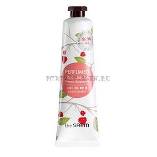 The Saem P Perfumed Hand Clean Gel French Raspberry 30ml