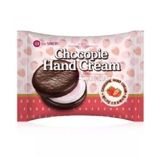The Saem C Chocopie Hand Cream Strawberry 35ml