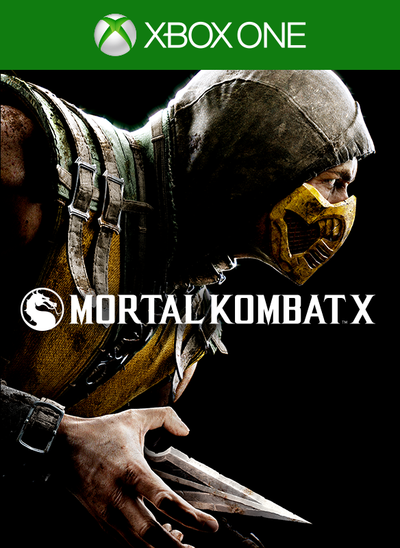 Игра Mortal Kombat X (Xbox One)