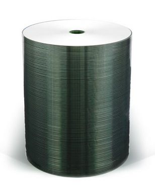 DVD-R printable inkjet (полная заливка) 4,7 Гб 16x  bulk 100