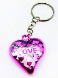 Брелок Сердечко LOVE