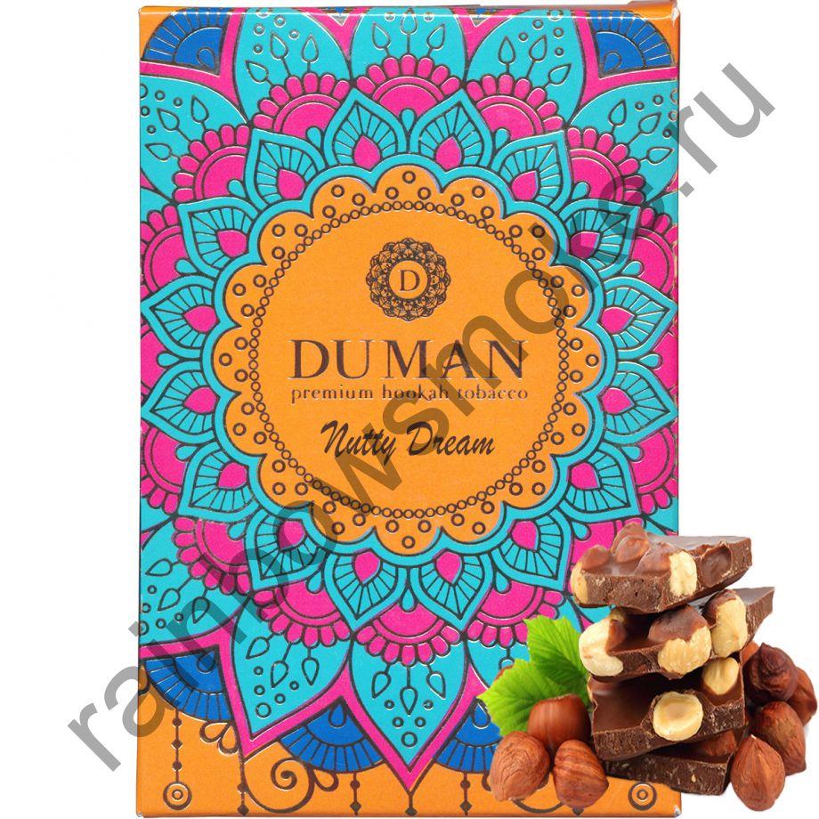 Duman 100 гр - Nutty Dream (Лесной орех и шоколадный крем)