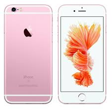 Apple iPhone 6S 64Gb розовый