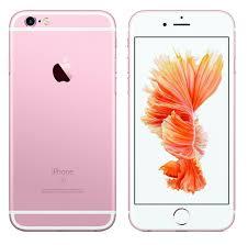 Apple iPhone 6S 64Gb розовый