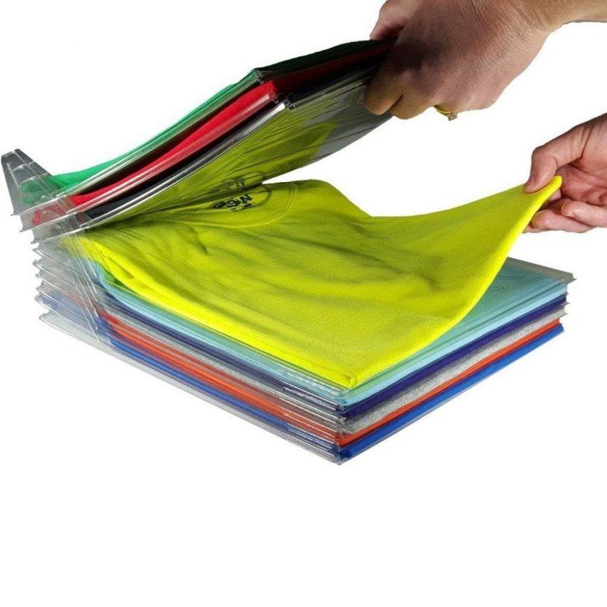 Система хранения одежды T-Shirt Organizing System (10 шт)