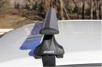 Багажник на крышу Hyundai Elantra 6 (AD) 2015-..., Атлант, крыловидные дуги, опора Е