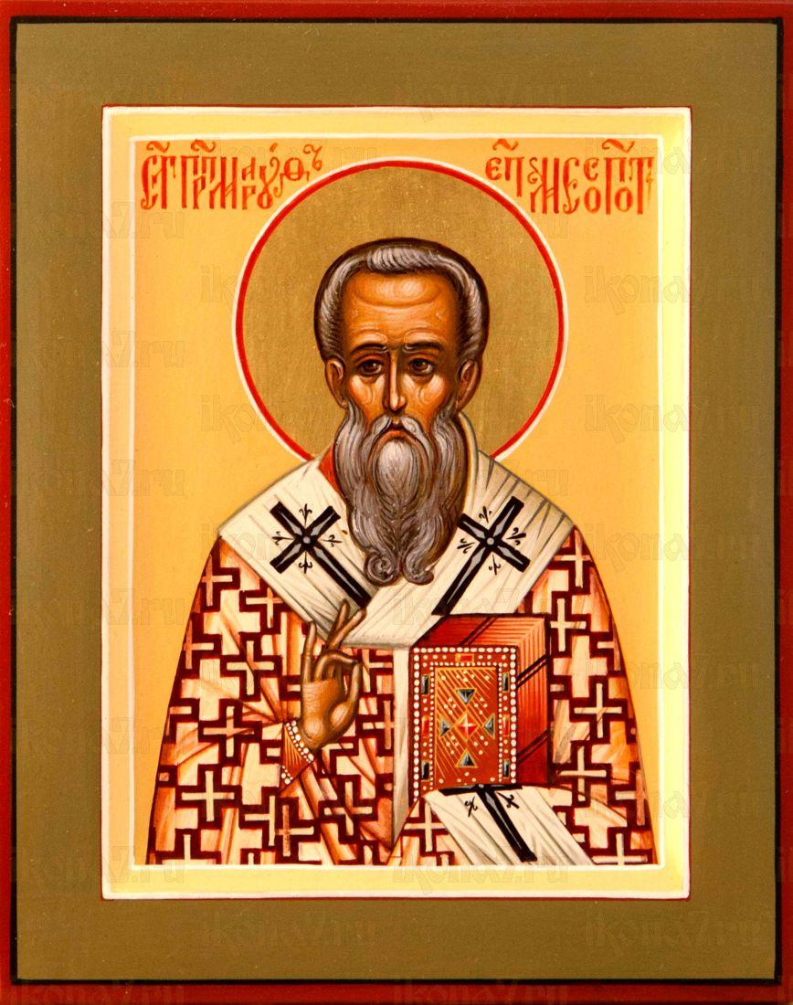 Маруф Мартиропольский  (рукописная икона)