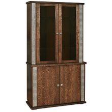Шкаф комбинированный ТУНИС  П343.17Ш  венге