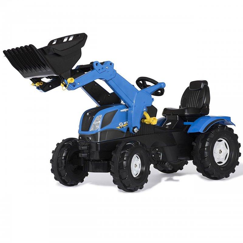 Rolly Toys Ролли тойс  трактор на педалях с ковшом