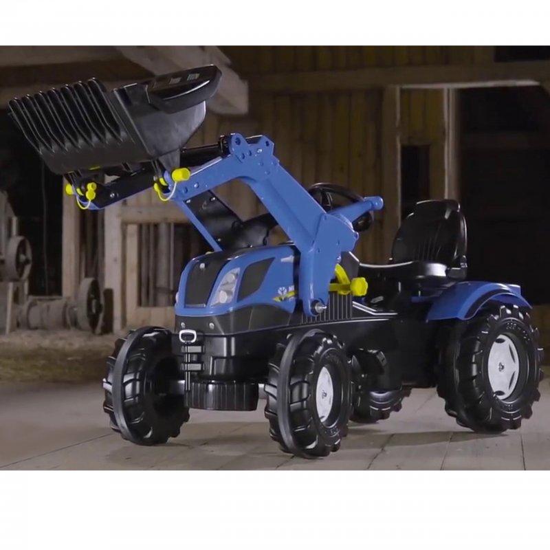 Трактор Rolly Toys  611256