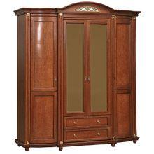 Шкаф для одежды ВАЛЕНСИЯ 4 П.254.10