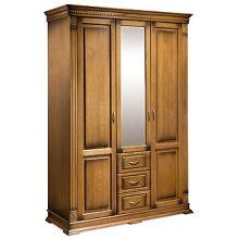 Шкаф ВЕРДИ ЛЮКС П434.10 (3-х дверный)