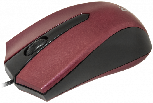Мышь проводная Defender Accura MM-950 красный