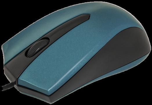 Мышь проводная Defender Accura MM-950 зеленый