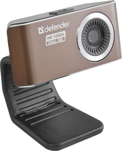 Web-камера Defender G-lens 2693 FullHD 1080p, 2МП