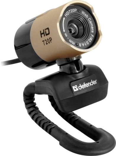 Web-камера Defender G-lens 2577 HD720p 2МП