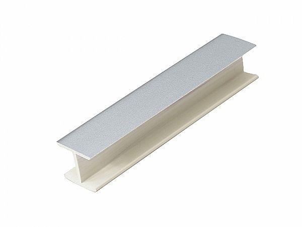Соединительный элемент для цоколя ПВХ 180 гр. (96 мм)