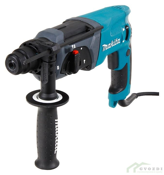 Перфоратор MAKITA HR2470, SDS plus