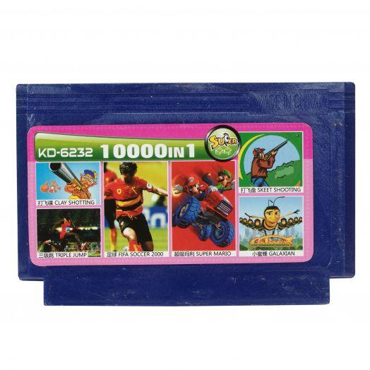 Dendy картридж 10000 в 1 KD-6232