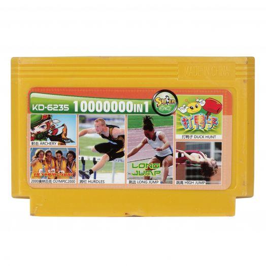 Dendy картридж 10000000 в 1 KD-6235