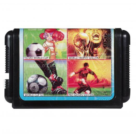 Sega картридж 4 в 1 КС-429