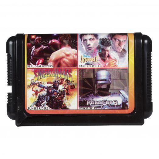 Sega картридж 4 в 1 КС-443