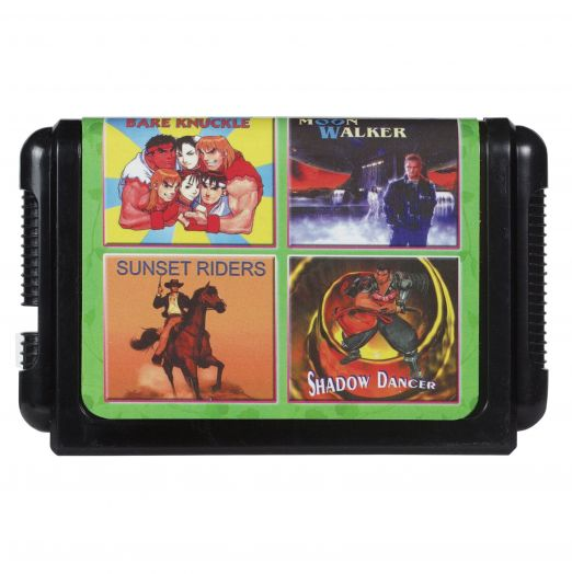 Sega картридж 4 в 1 КС-440